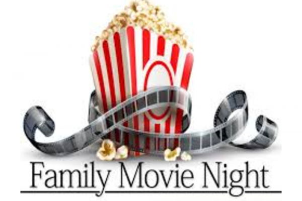 Merrill Family Movie Night – March 1st!