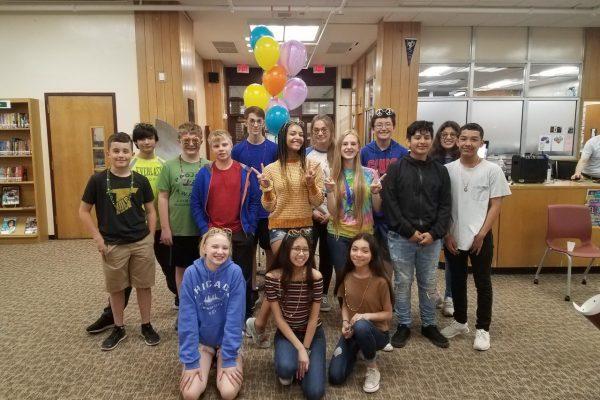 Merrill Students Compete in U.S. Academic Pentathlon