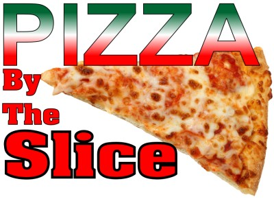 Pizza-by-the-Slice Sales!