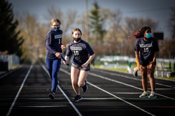 Photos from the Middle School Track & Field Meets